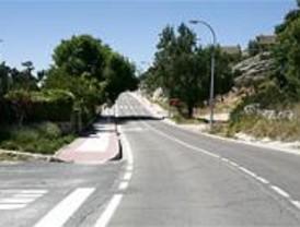 La Comunidad reformará la M-610 en Valdemanco