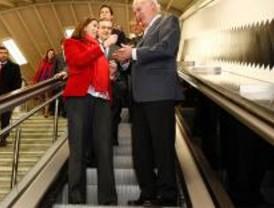 Metro tendrá 281 escaleras mecánicas renovadas en los próximos dos años
