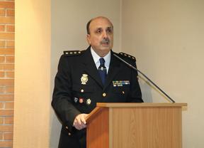 José Ramón Murillo, nuevo comisario de Policía Nacional de Getafe