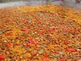 Concurso de paellas en las fiestas de Getafe Norte
