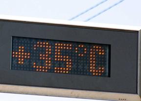 Continúa la alerta por altas temperaturas en la capital