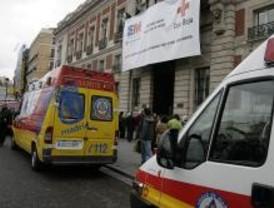 Doce días de paros de ambulancias en junio y julio