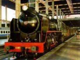 Arranca la XXIV edición del Tren de la Fresa que une Madrid-Aranjuez