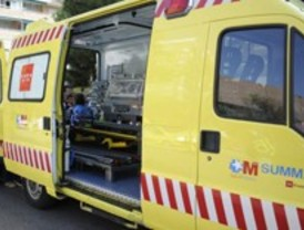 Herido en un atropello en Aranjuez