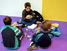 Nueva pirámide alimentaria específica para niños y adolescentes
