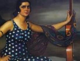 Una obra de Sorolla y dos de Romero de Torres salen a subasta en la Sala Retiro