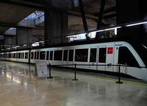 Estación de Metro vacía