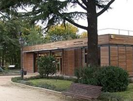Fondos para el centro de información de la Casa de Campo