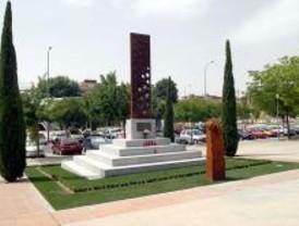 Homenaje en Leganés al GEO fallecido en 2004 y a las víctimas del 11-M