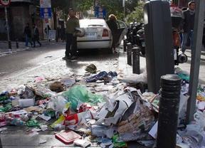 El Comité de Tragsa dice que no podrá limpiar en Madrid porque la mayoría de sus trabajadores