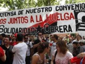 Madrid, con diez conflictos y casi 9.000 trabajadores implicados, fue la ciudad con más huelgas en junio