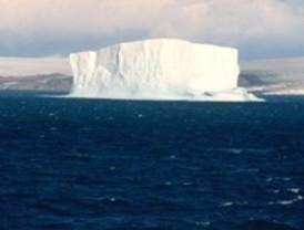 Icebergs gigantes frente a Argentina hace 20.000 años