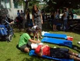 Campamento de verano para discapacitados de Pozuelo de Alarcón
