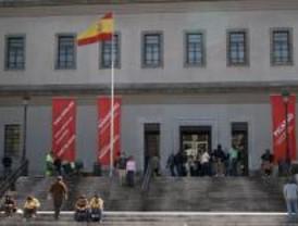 El Reina Sofía completa su colección con un nuevo Tàpies, entre otras piezas