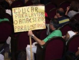 El martes, novena jornada de huelga educativa
