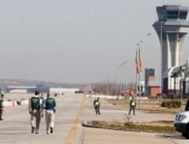 Defensa tendrá que pagar 450.000 euros por el IBI de la base aérea de Torrejón