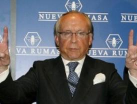 José María Ruiz-Mateos, detenido en Somosaguas