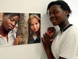 Jóvenes fotógrafos de la diversidad