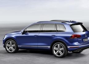 VW Touareg, se actualiza uno de los SUV de mayor éxito