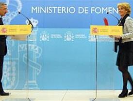 Blanco y Aguirre desbloquean carreteras, Metro, Cercanías y aeropuertos