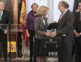La economía española cayó un 2,9% durante el último año, el mayor descenso desde 1993