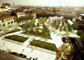 El Ayuntamiento destina 1,5 millones para remodelar los Jardines del Arquitecto Ribera