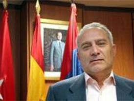 Parro se opone a la construcción de un tren ligero de Alcorcón a Móstoles
