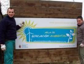 Dos discapacitados se encargarán del Aula de Educación Ambiental de Pozuelo de Alarcón