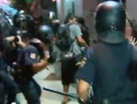 Interior abre expediente por falta grave a tres agentes por 'extralimitarse'