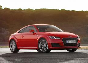 Audi TT 1.8 TFSI, la nueva versión de acceso a la gama