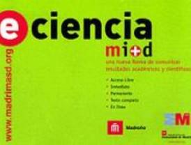 Presentado el portal e-ciencia, de acceso abierto a la información científica
