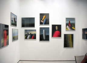 'El amarillo de un limón seco' invade la Galería Astarté