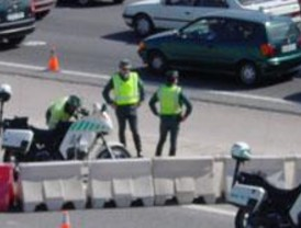 La policía de Rivas mantiene controles rutinarios en la entrada a la ciudad