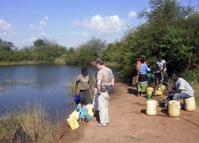 Canal Voluntarios: agua para el desarrollo