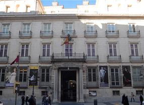La Academia de Bellas Artes de San Fernando, oculta por la sombra del Prado
