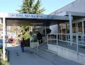 SERMAS estudia mantener el personal de cafetería del Puerta de Hierro