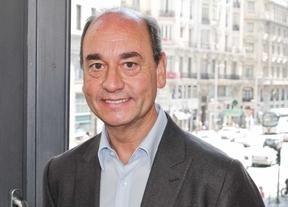 Fernado Martínez Vidal concejal-presidente del distrito de Salamanca.