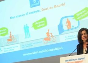 Madrid lanza una campaña de concienciación ante la llegada de BiciMAD