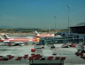 Cancelados 7 vuelos entre Madrid y Nueva York