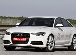 Audi A6 TDI concept, biturbo eléctrico para una mayor respuesta