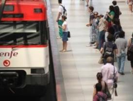 Suspendida la línea C3 de Cercanías entre Atocha y San Cristobla