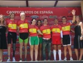 La Casa de Campo acoge el campeonato de España de ciclismo adaptado
