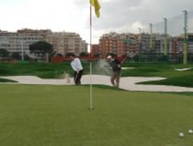 El Canal adjudica el campo de golf de Chamberí sin licencia