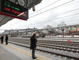 El Cercanías llegará a Barajas este año tras estrenarse la estación de Fuente de la Mora