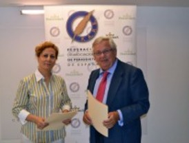 Grupo Diariocrítico se une a la Comisión de Quejas y Deontología de la FAPE