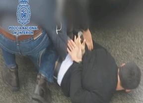 Detenido en Alcalá un 'Pink Panther' que robó 3 millones en joyas en Dubái