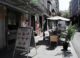 El peatón busca su sitio en Madrid