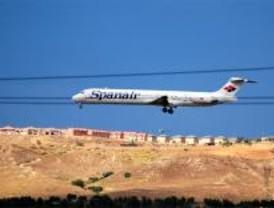 La Comunidad quiere que el aeropuerto de El Álamo esté en manos privadas