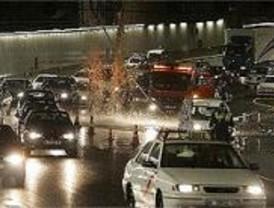 El Canal y el Ayuntamiento se acusan de la 'cascada' del túnel de la M-30