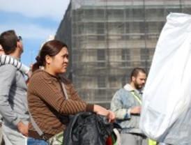 Cae el número de extranjeros empadronados en Madrid